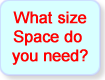 What size Business Space?